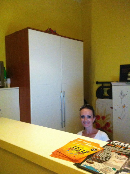 3. OG im Wohnhaus Hostel Sunseekers