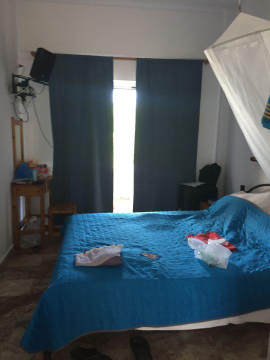 Zimmer Hotel Vistonia