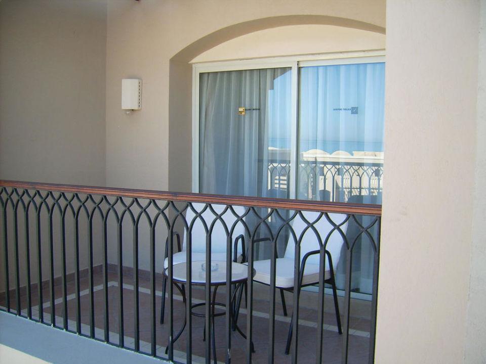 Balkon mit Blick aufs Meer TUI MAGIC LIFE Kalawy