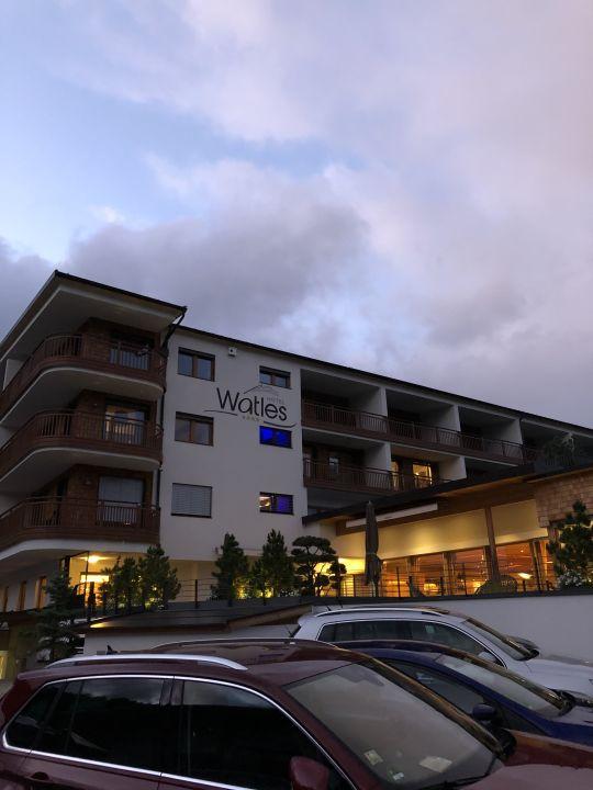 Außenansicht Hotel Watles