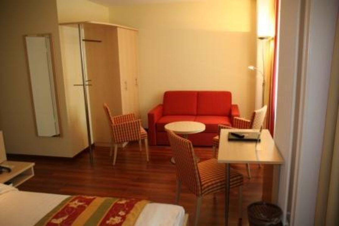 Zimmer Hotel De la Paix Hotel De la Paix Lucerne