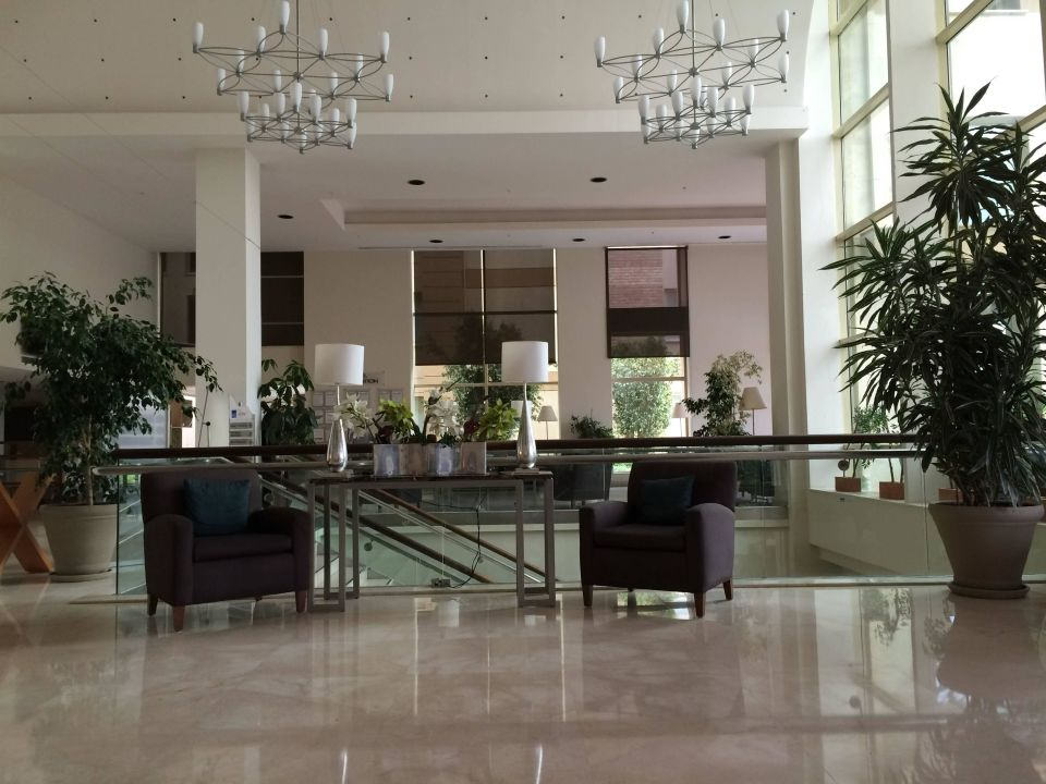 Lobby lti xanthe resort spa in evrenseki for Salon xanthe