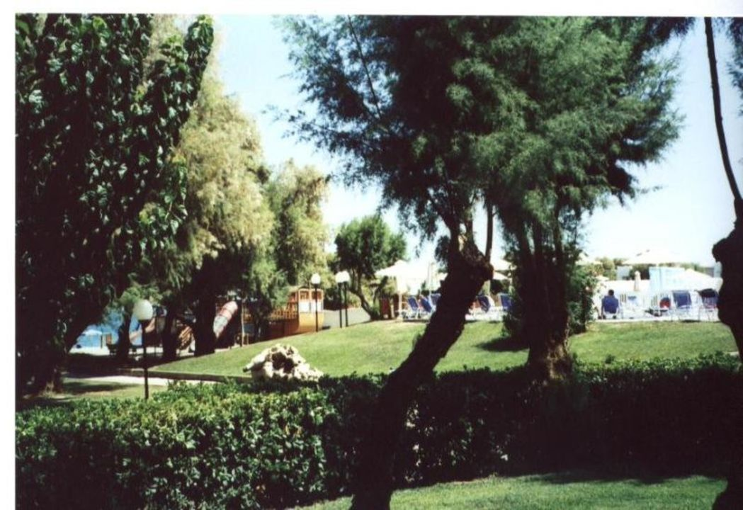 Garten-Louis Creta Princess Hotel Louis Creta Princess