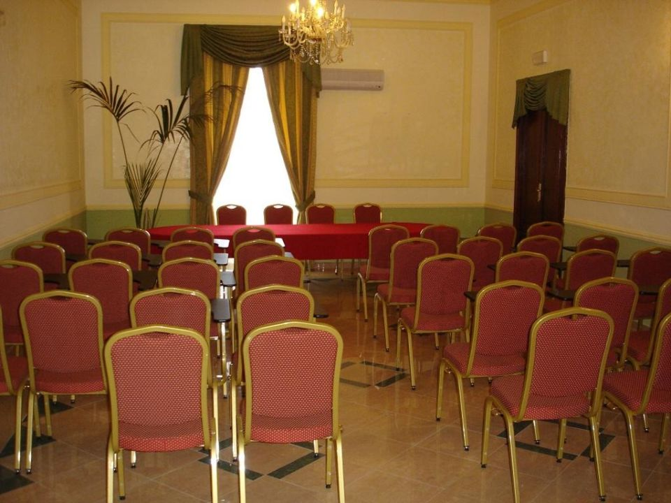 Sala riunioni Hotel Excelsior