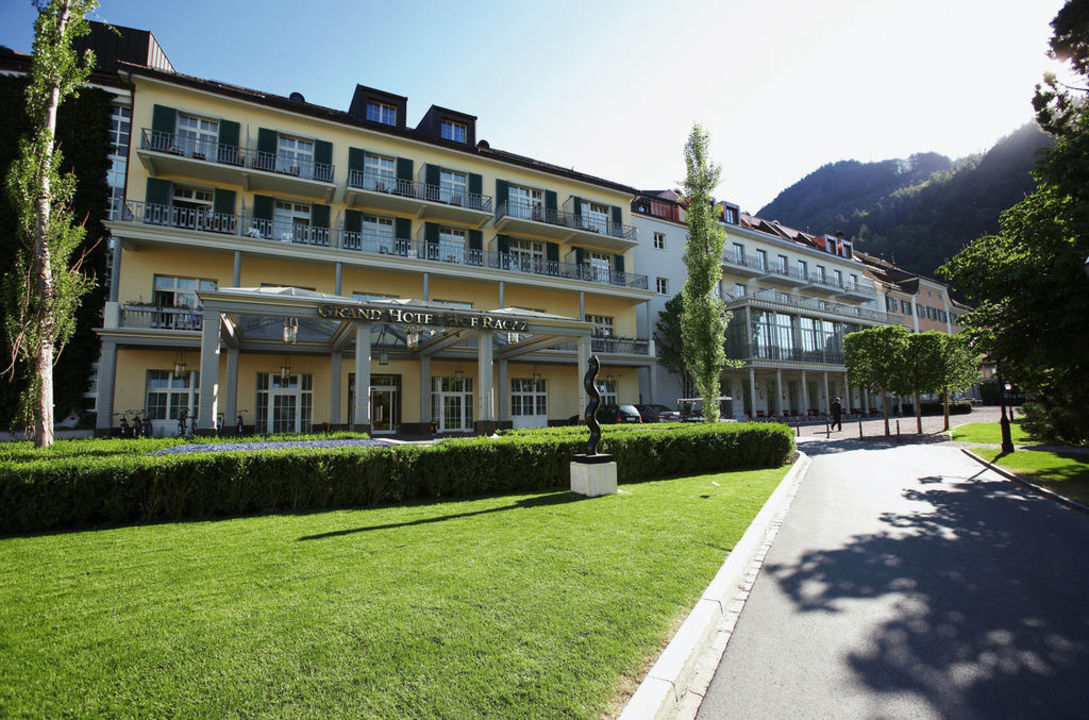 Grand Hotel Hof Ragaz Grand Resort Bad Ragaz