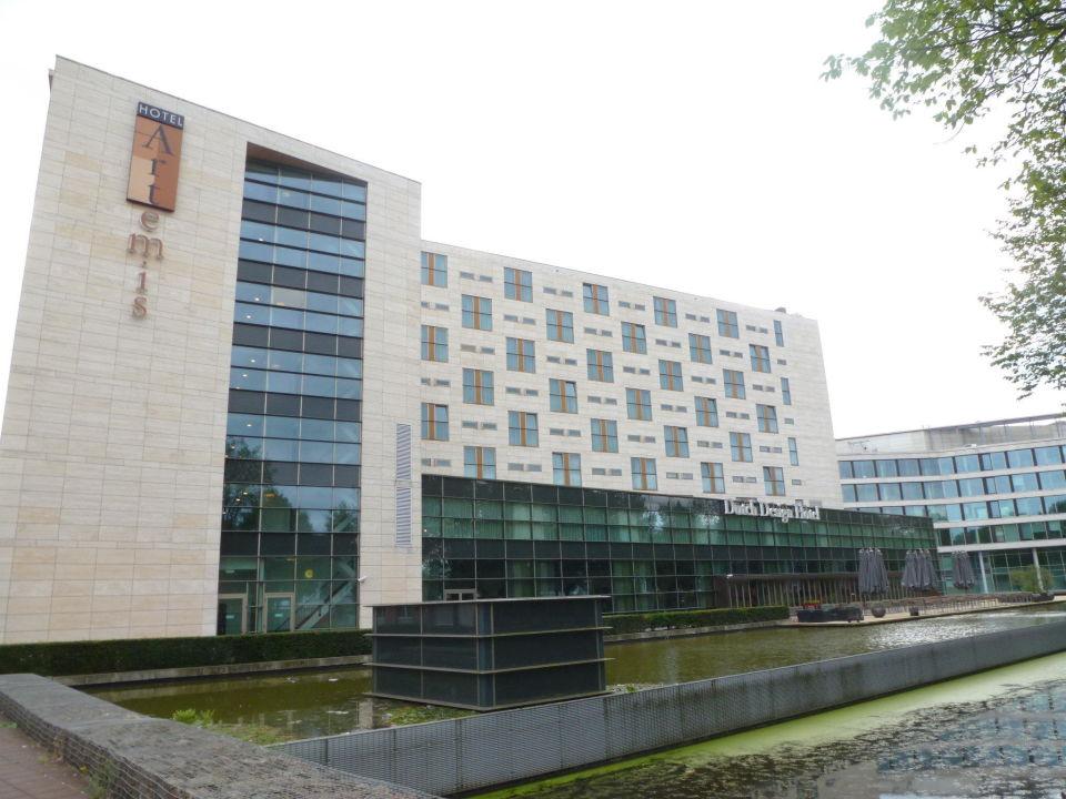 Blick von hinten hotel artemis amsterdam badhoevedorp for 4 design hotel artemis