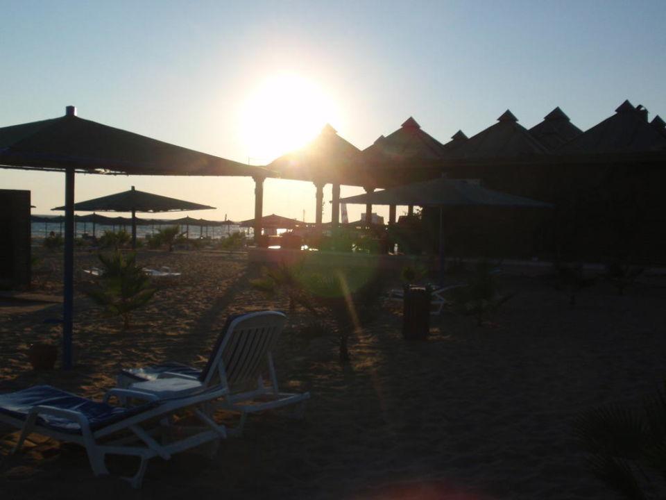 Strand am Abend Paloma Oceana Resort