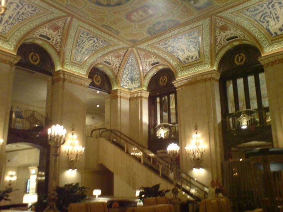 Lobby Palmer House A Hilton Hotel