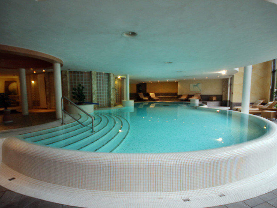 """Indoor Pool"" Vitalhotel Alexisbad (Alexisbad ..."