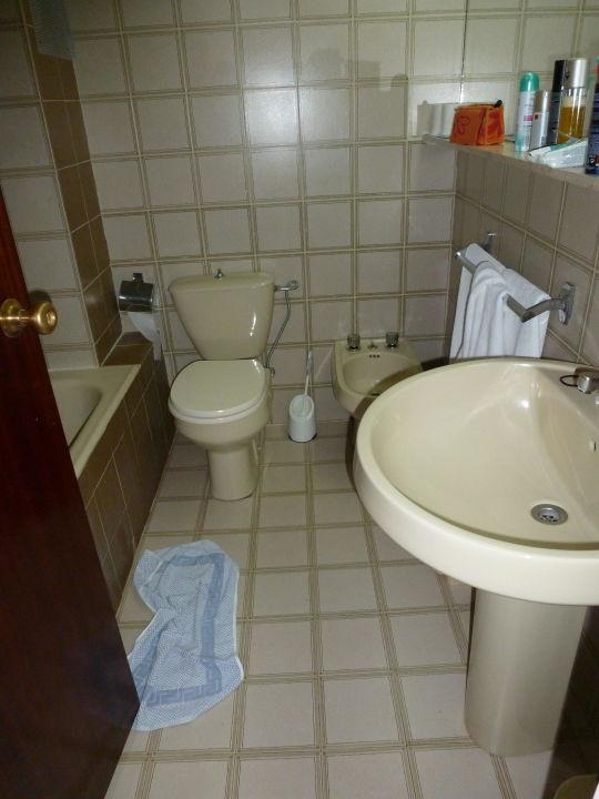 bild badezimmer zu hotel tigaki beach in tigaki