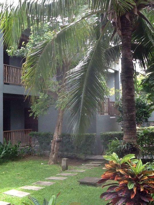 Eingang Zimmer Metadee Resort & Villas