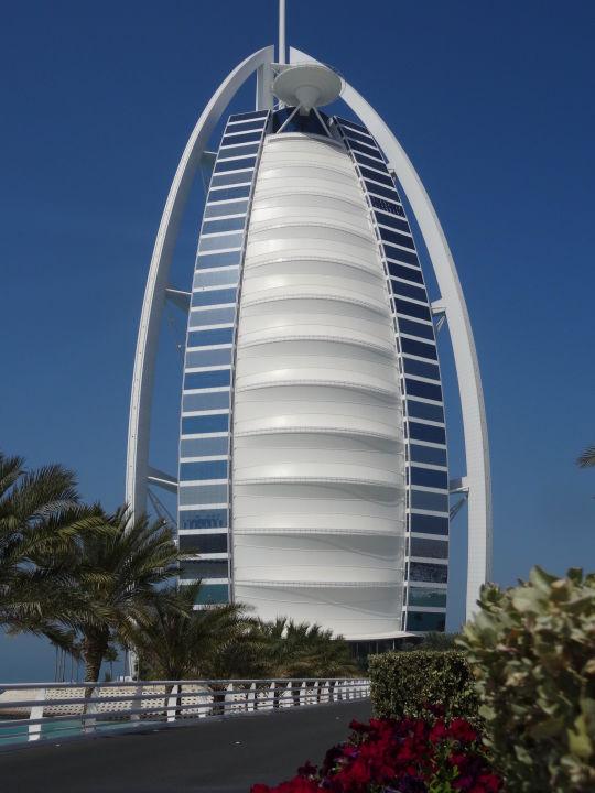 Einziges 7 Sterne Hotel Der Welt Das Burj Al Arab Burj Al Arab