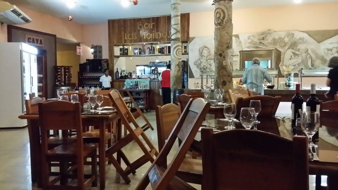Restaurant Hotel Los Caneyes