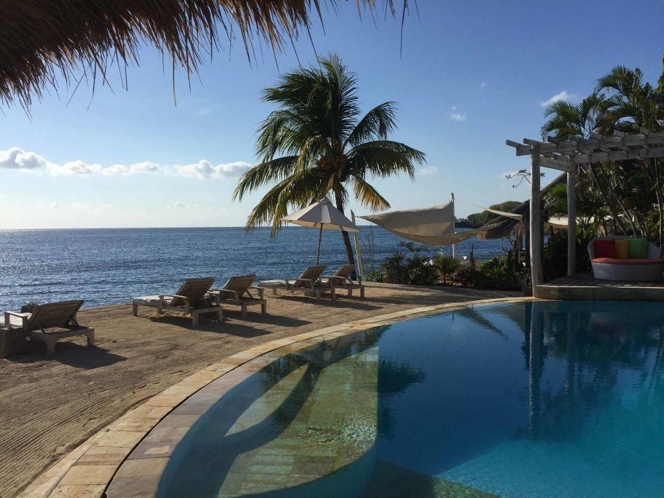 Pool Hotel Tauch Terminal Resort Tulamben