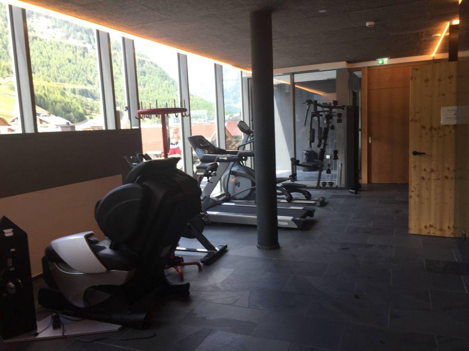 Fitness Die Berge Lifestyle Hotel Solden Holidaycheck Tirol Osterreich