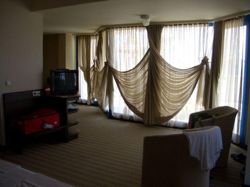 sch ne vorh nge green max hotel in belek holidaycheck. Black Bedroom Furniture Sets. Home Design Ideas