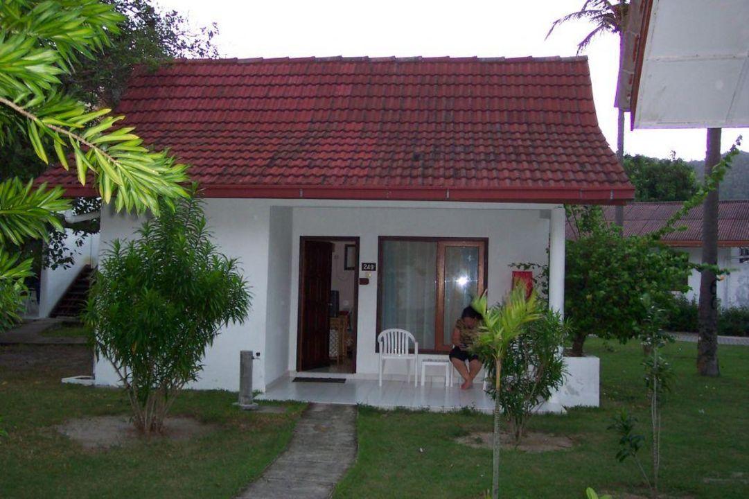 Unser Bungalow Hotel Frangipani Langkawi Resort