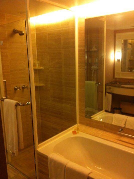 Badezimmer Deluxe Zimmer\
