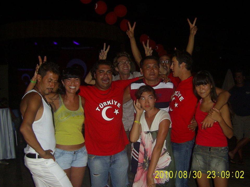 День независимости Турции Hotel Royal Atlantis Spa & Resort