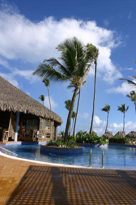 Poolanlage mit Restaurant Excellence Punta Cana - Adults only