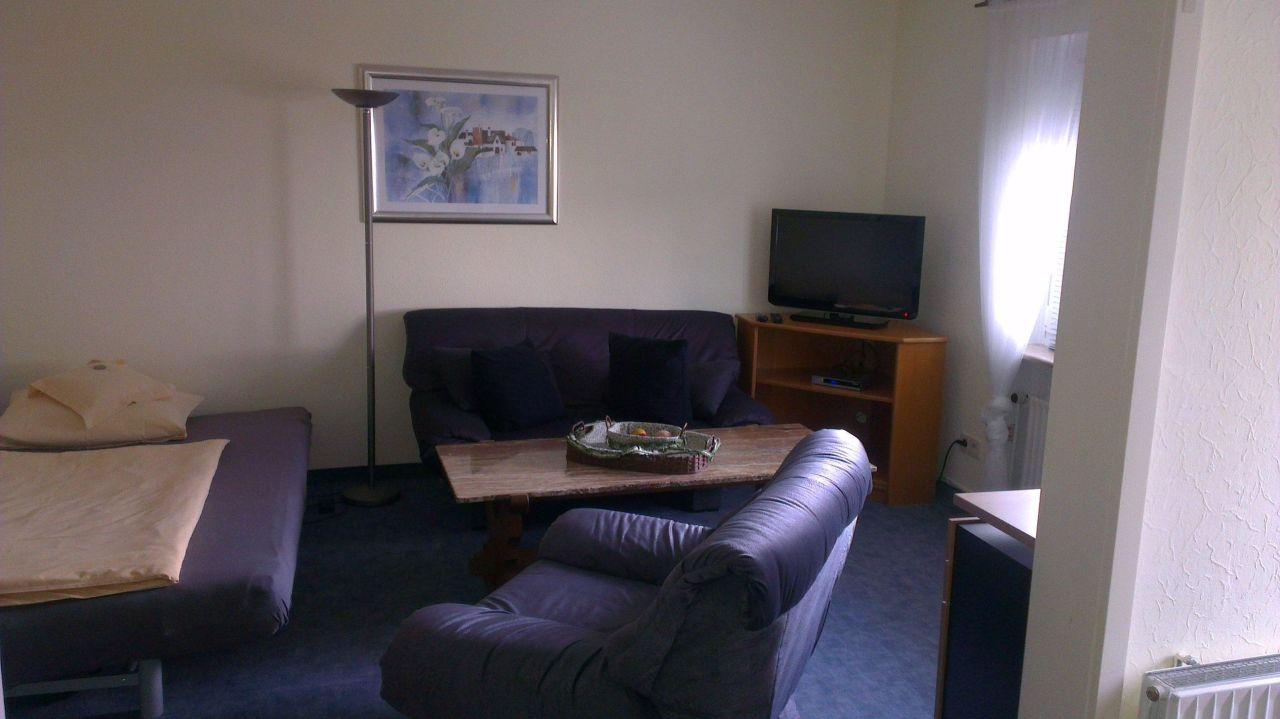 Bild Das Wohnzimmer Zu Stadt Gut Hotel Siegboot