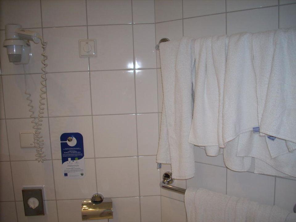 Das Bad Hotel Novotel München Messe