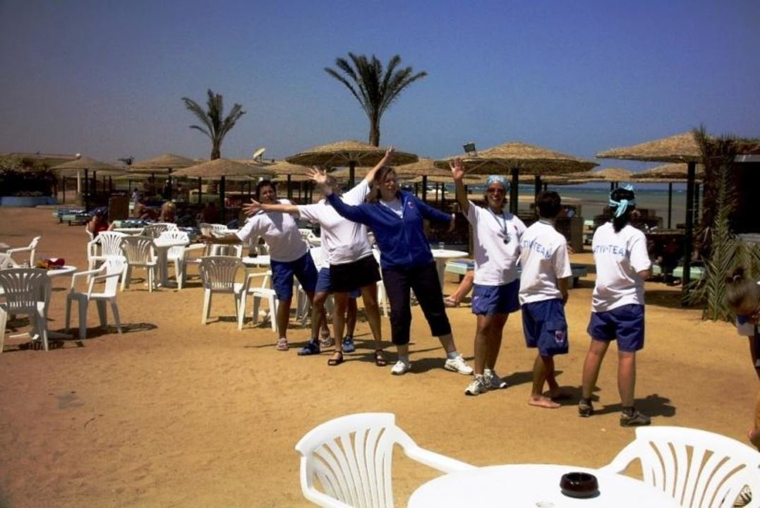 spaß ohne ende-calimera hurghada Movie Gate Golden Beach Hurghada