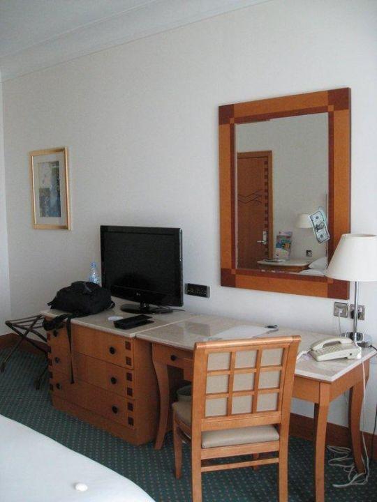 Unser Zimmer Hilton Dubai Jumeirah