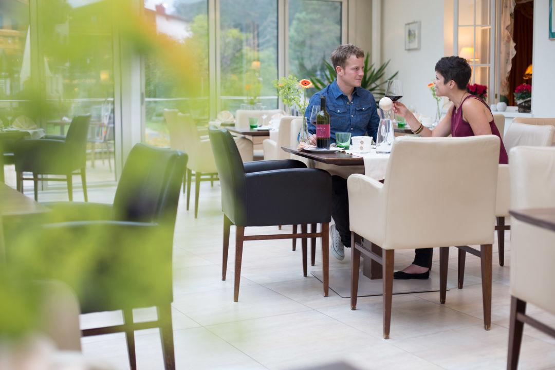 Restaurant Biohotel Leutascherhof