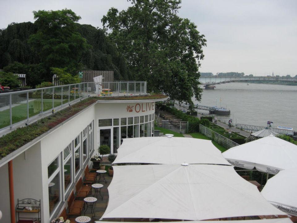 k nigshof bonn oliveto terrasse ameron hotel. Black Bedroom Furniture Sets. Home Design Ideas