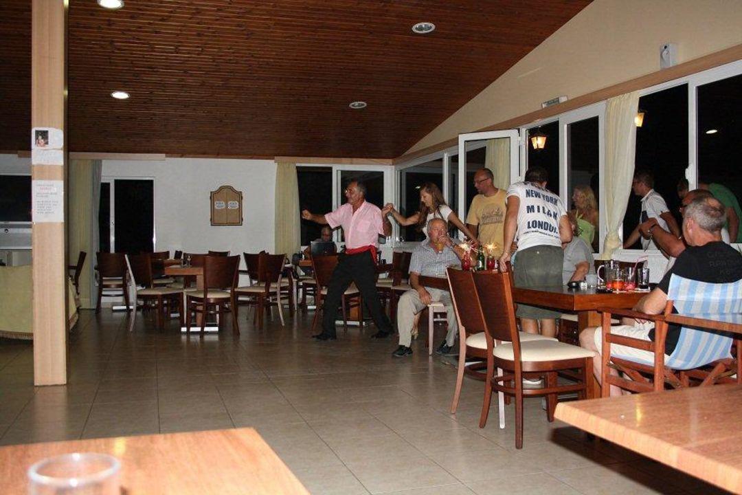 Griechischer Abend Georgia Hotel