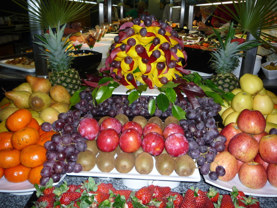 Obst Und Dekoration Be Live Family Palmeiras Village Alporchinhos