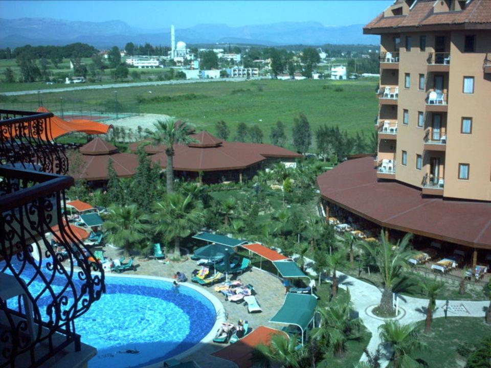 Türkei - Colakli - Hotel Stone Palace (2003) Maxholidays Hotels Stone Palace Side
