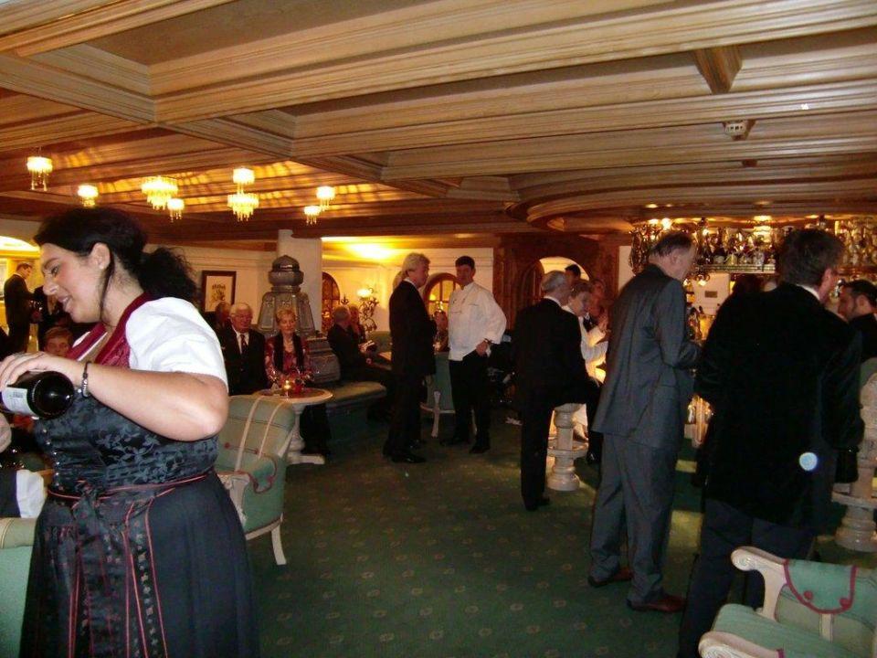 Bar Traube Tonbach Hotel Traube Tonbach