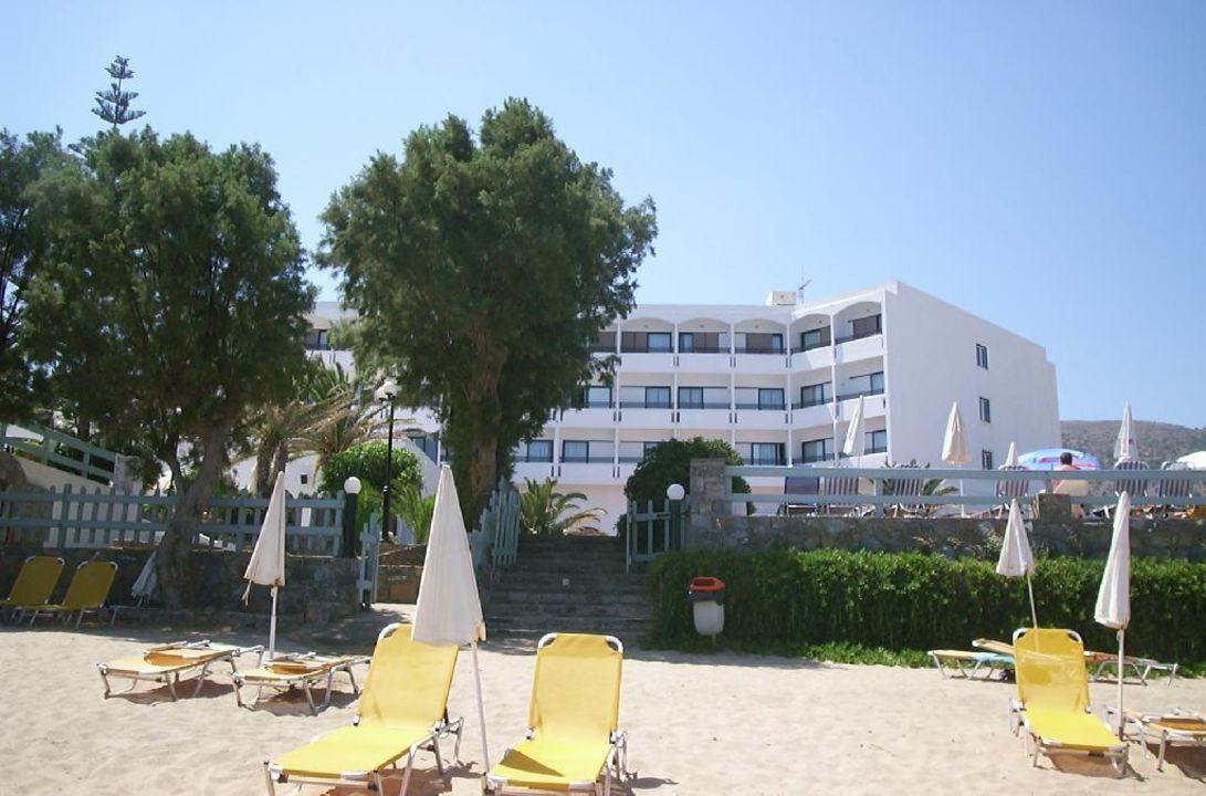 Strandseite I Resort Beach Hotel & Spa