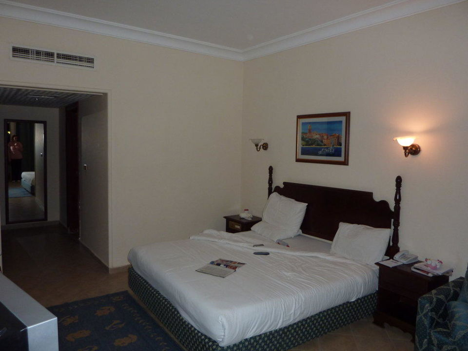 Zimmer mit Kingsize Bett Titanic Resort & Aqua Park