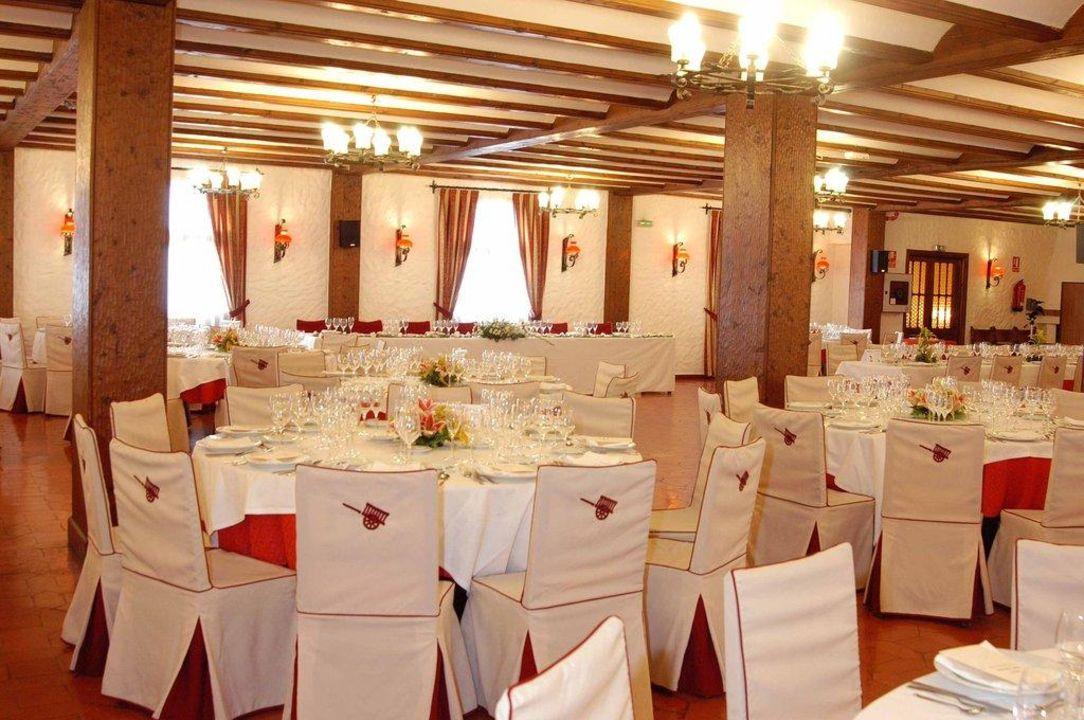 Salones Hotel La Carreta