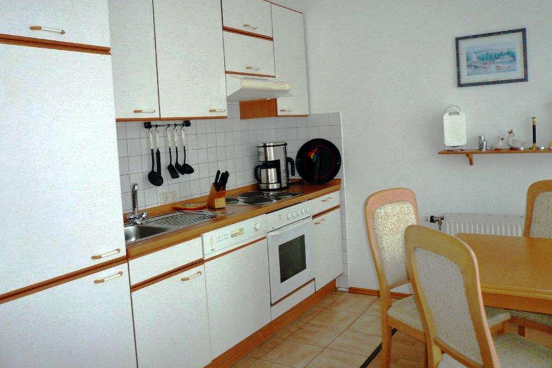 Wohnbeispiel Küche Ferienpark Gustow Gustow Auf Rügen