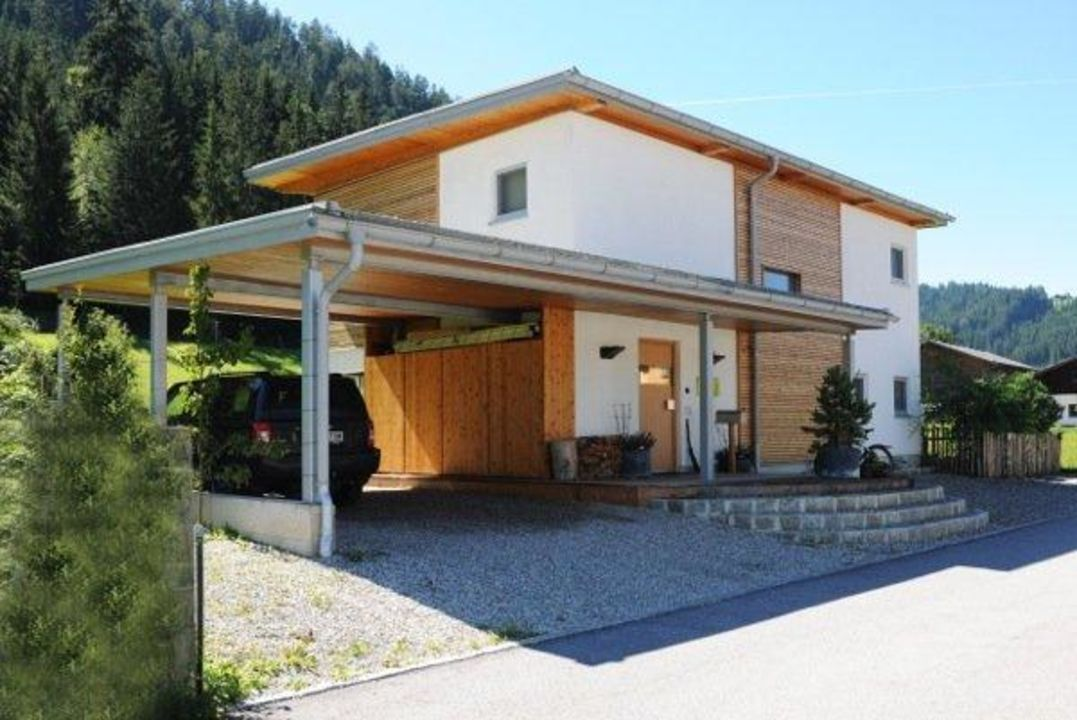 Haus Mit Carport Design Ferienhaus Altenmarkt Im Pongau