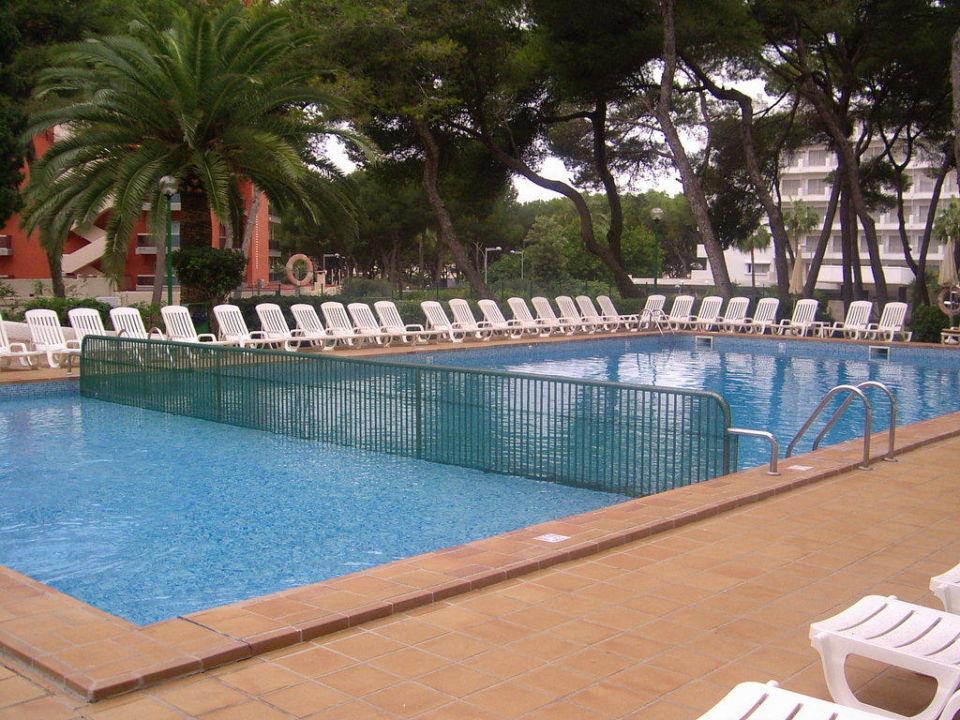 Pool Hotel Riu Playa Park (Im Umbau / Renovierung)