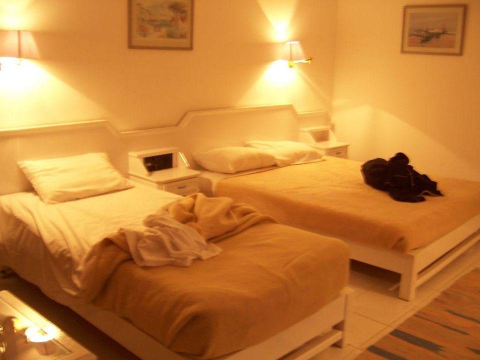 Zimmer  The Grand Hotel Hurghada