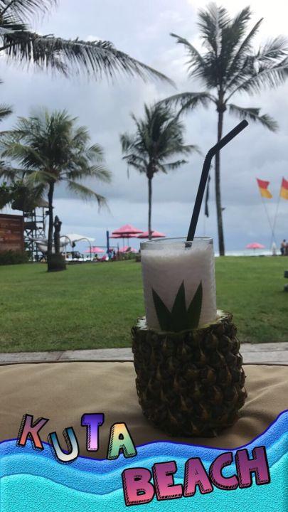 Gartenanlage The Royal Beach Seminyak Bali - MGallery Collection