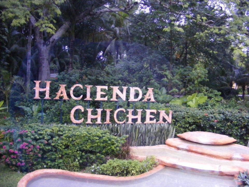 Ankunft Hacienda Chichen Resort and Yaxkin Spa