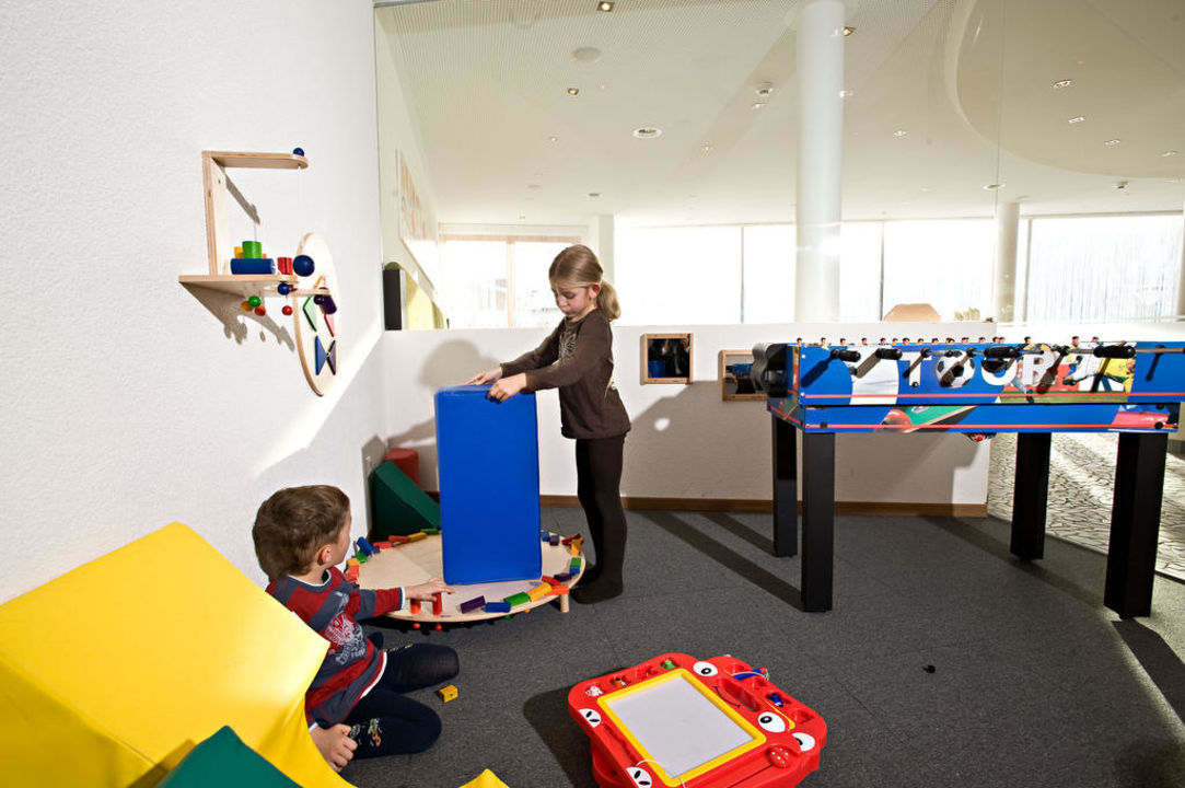 Kinderspielzimmer Apart Rubin