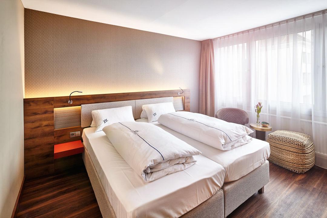 Zimmer Hotel City Krone