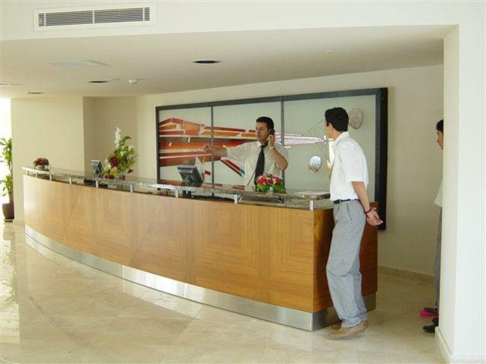 Xanthe Resort Empfang lti Xanthe Resort & Spa