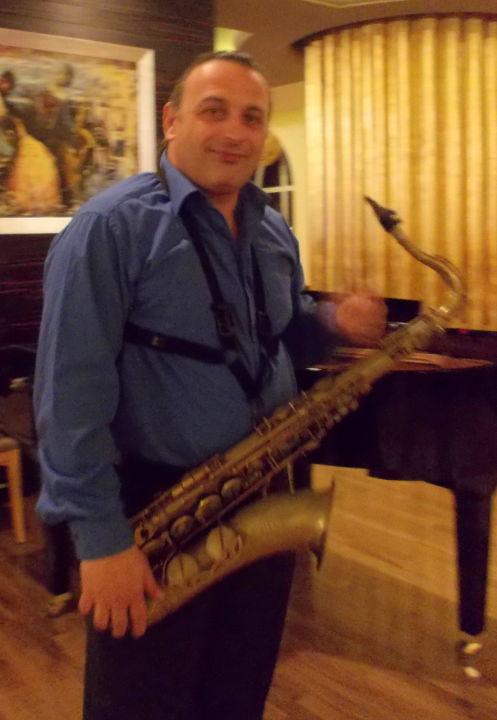 Jazz Musiker Sokol Amara Dolce Vita Luxury Tekirova