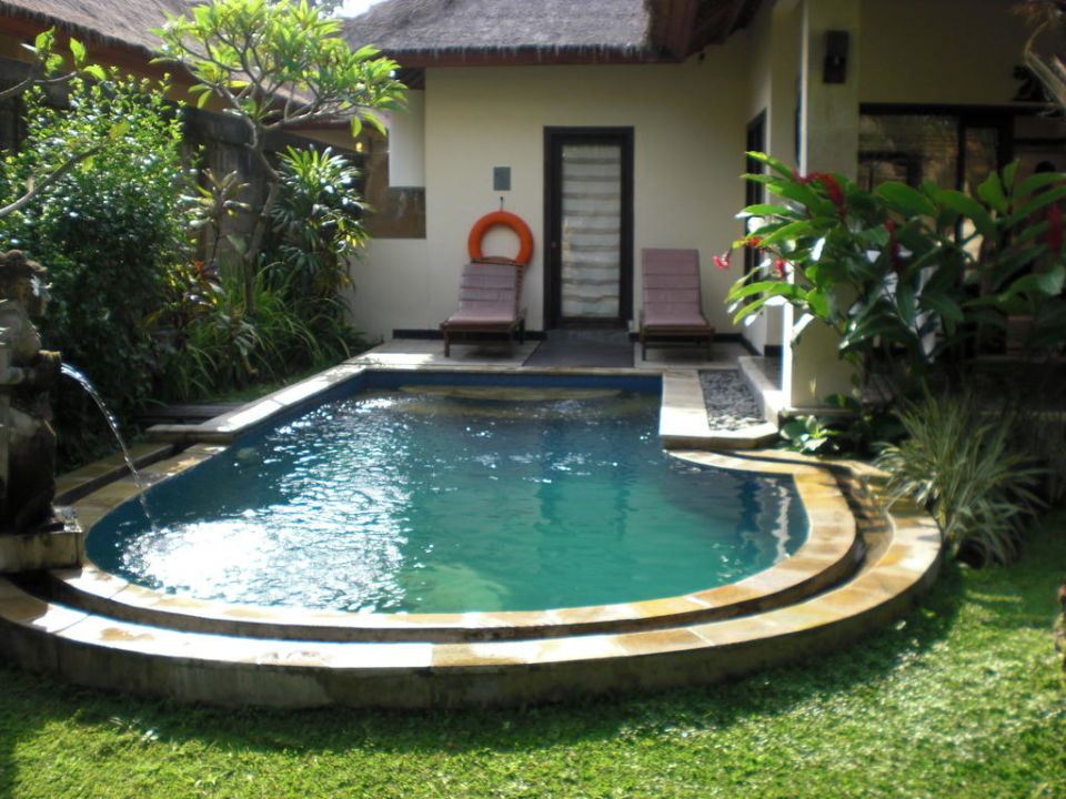Privatpool Furama Villas & Spa Ubud