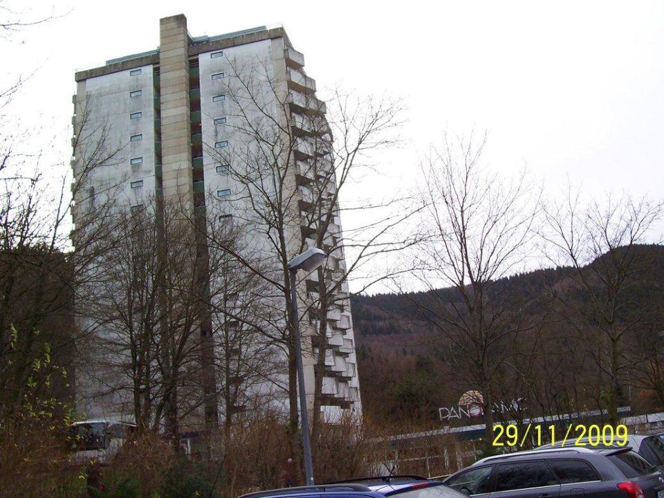 Der linke Turm Hotel Panoramic