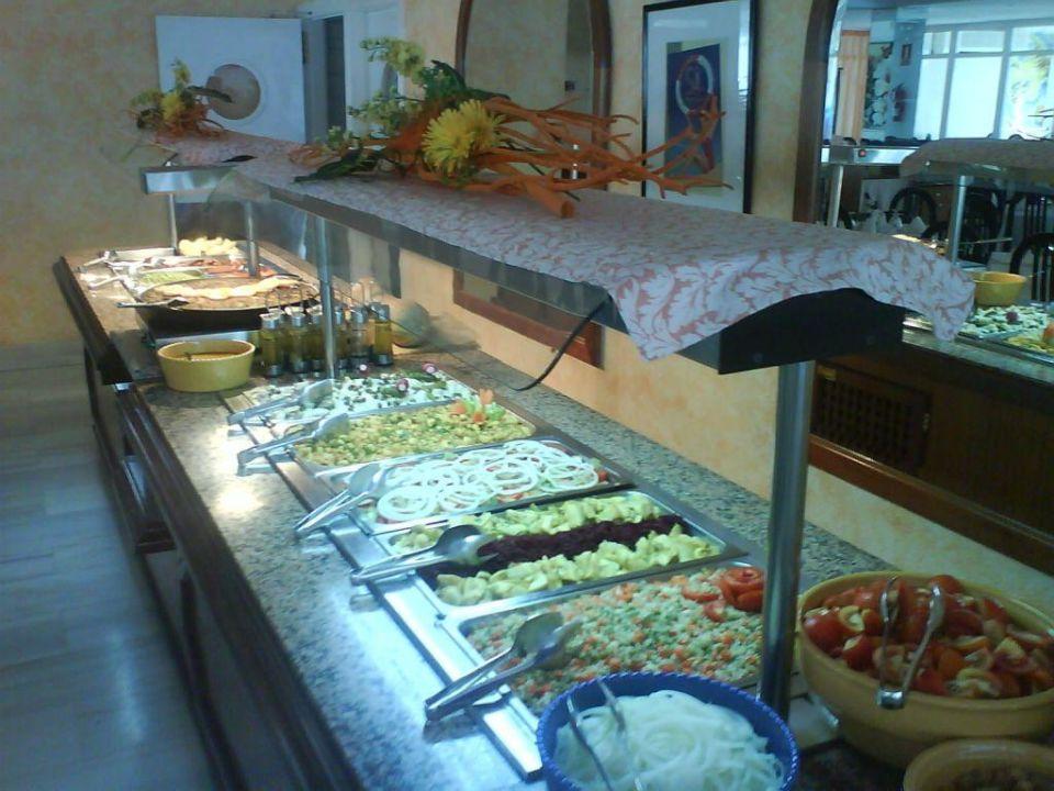 Der Restaurant Buffet Js Hotel Miramar Can Picafort